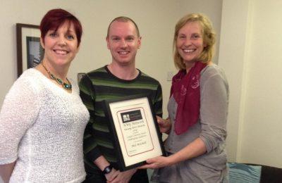 Phil NWG Award2